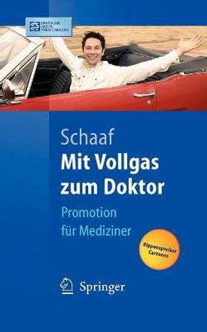 Mit Vollgas zum Doktor: Promotion f?r Mediziner Christian P. Schaaf