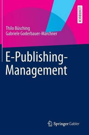 E-Publishing-Management - Thilo Busching