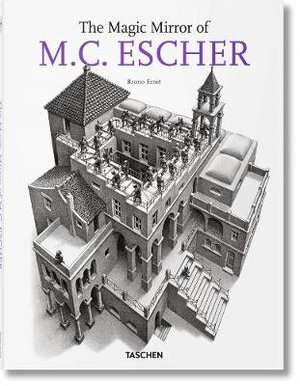 The Magic Mirror of M.C. Escher - M.C. Escher