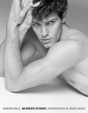 Portraits of Roberto Bolle : An Athlete in Tights - Bruce Weber