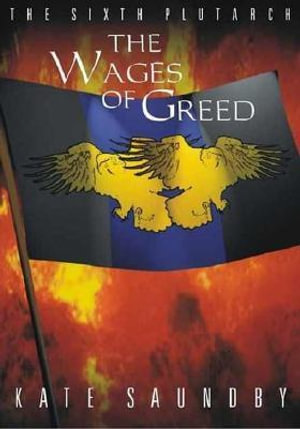 Wages of Greed - Kate Saundby