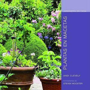 Booktopia plantas en macetas jardineria en casa by andi - Jardineria en casa ...