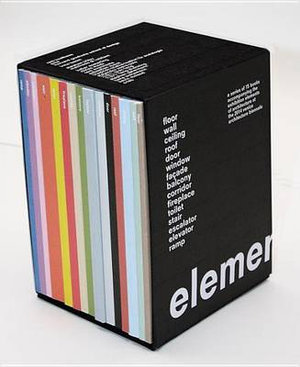 Elements - Rem Koolhaas