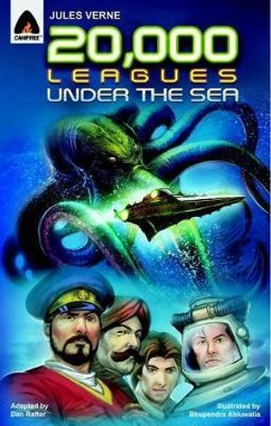 20,000 Leagues Under the Sea : A Campfire Graphic Novel - Dan Rafter