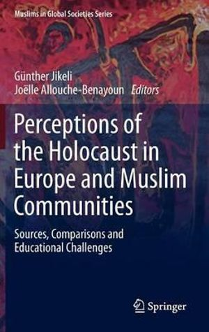 Perceptions of the Holocaust in Europe and Muslim Communities : Sources, Comparisons and Educational Challenges - Gunther Jikeli