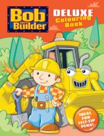Bob the Builder Deluxe Colouring Book
