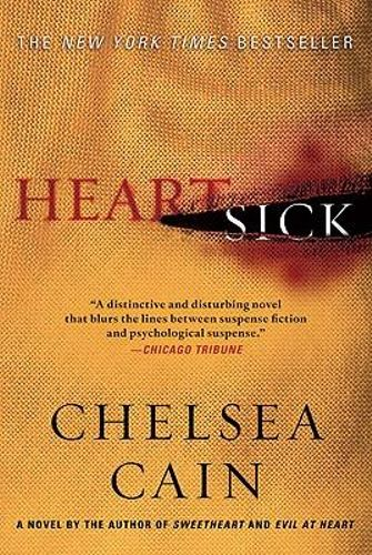NEW Heartsick By Chelsea Cain Paperback Free Shipping