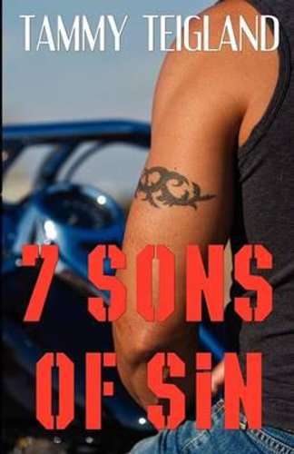 NEW 7 Sons of Sin By Mrs Tammy S Teigland Paperback Free Shipping