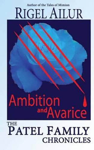 NEW Ambition and Avarice By Rigel Ailur Paperback Free Shipping