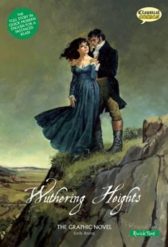 NEW Wuthering Heights By Sean Michael Wilson Paperback Free Shipping