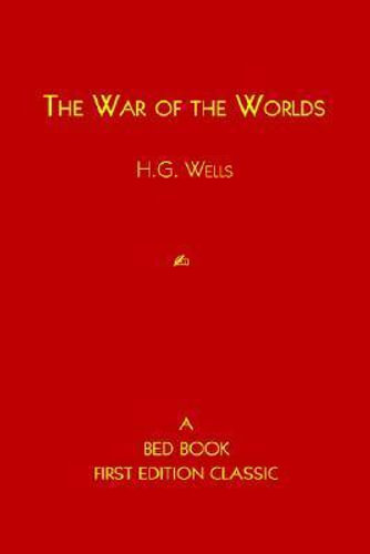 NEW The War of the Worlds By H G Wells Hardcover Free Shipping