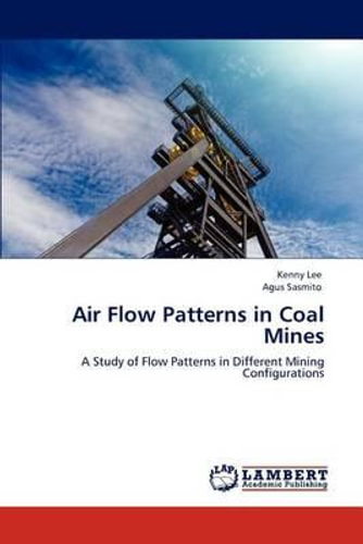 NEW Air Flow Patterns in Coal Mines By Kenny Lee Paperback Free Shipping