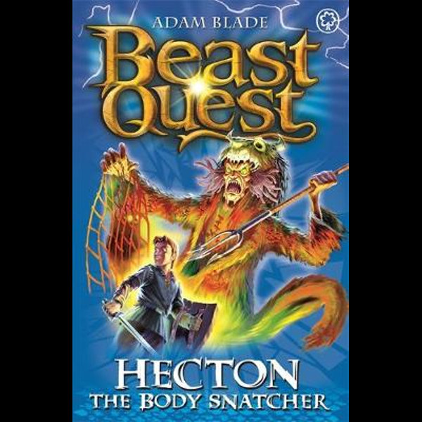 hecton the body snatcher  beast quest the pirate king