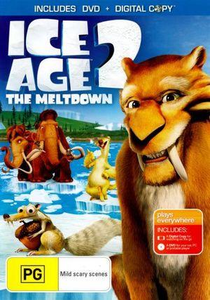 booktopia - ice age 2, the meltdown (plus digital copy)