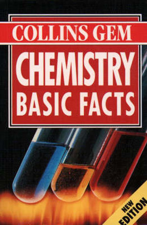 Cover of Basic Facts of Chemistry