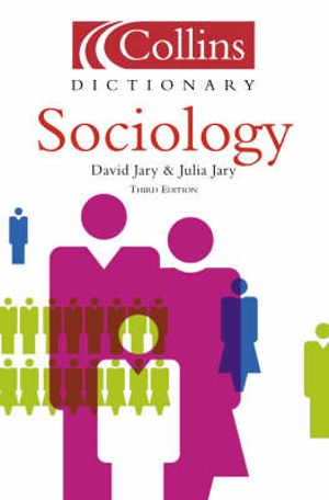 Cover of Collins Dictionary of Sociology