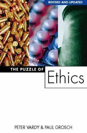 Cover of The Puzzle of Ethics