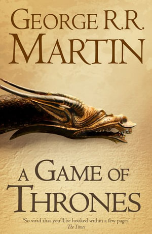 Cover of A Game of Thrones
