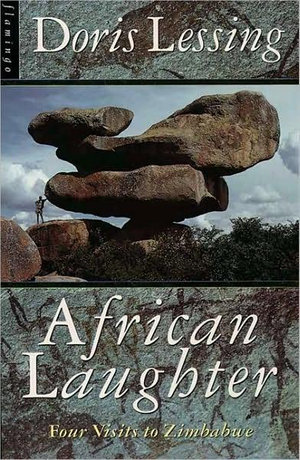 Cover of African Laughter