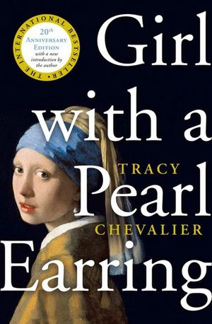 Cover of Girl with a Pearl Earring
