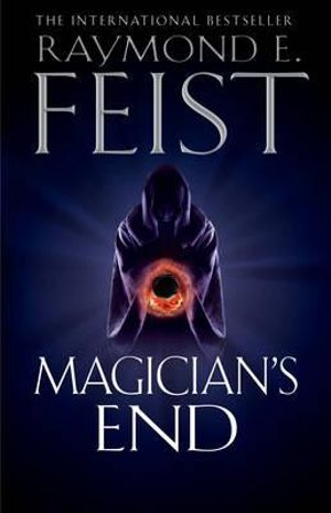 Cover of Magician's End