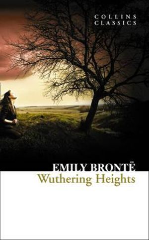 Cover of Wuthering Heights