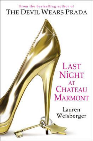 Cover of Last Night at Chateau Marmont