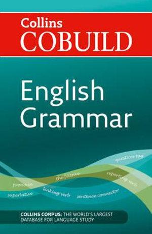 Cover of Collins COBUILD English Grammar