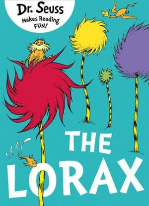 Cover of The Lorax