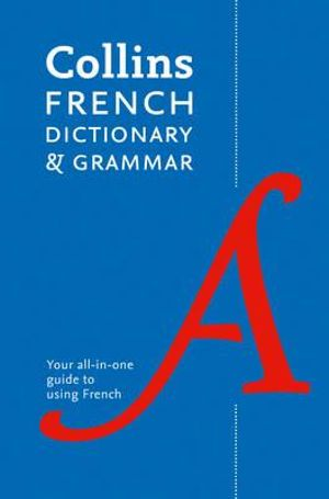 Cover of Collins French Dictionary and Grammar