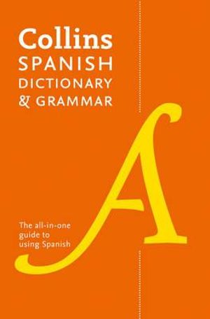 Cover of Collins Spanish Dictionary and Grammar
