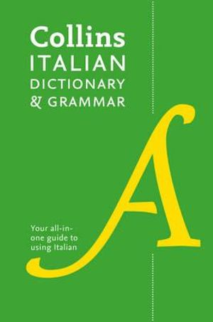 Cover of Collins Italian Dictionary and Grammar