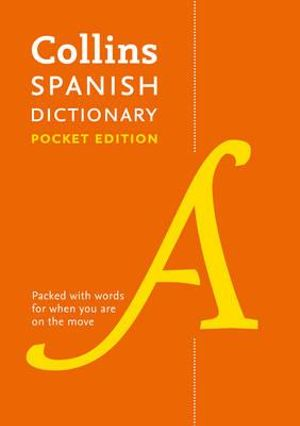 Cover of Collins Pocket Spanish Dictionary