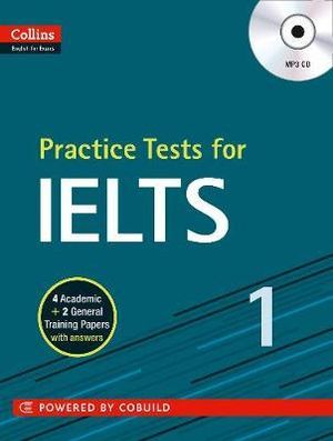 Cover of Practice Tests for IELTS