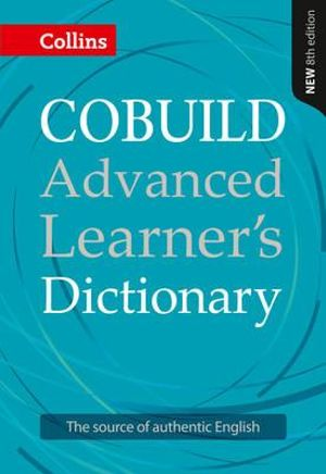Cover of Collins COBUILD Advanced Learner's Dictionary