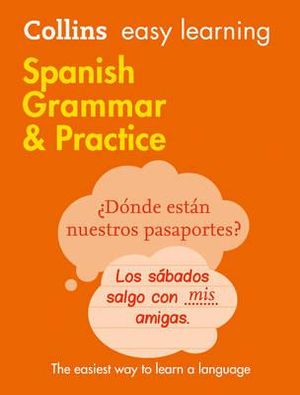 Cover of Spanish Grammar & Practice