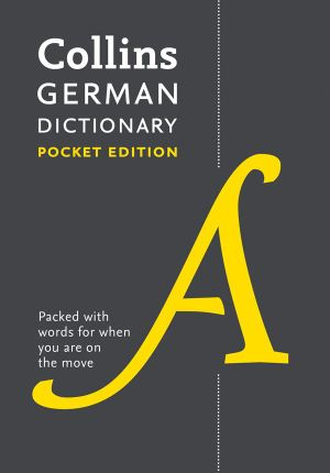 Cover of Collins German Dictionary: Pocket Edition