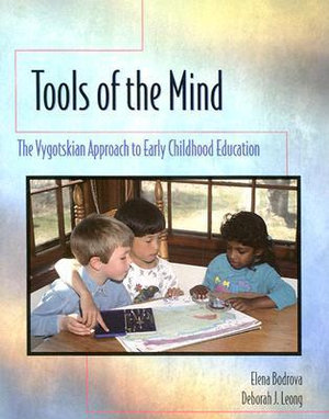 Cover of Tools of the Mind