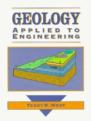 Cover of Geology Applied to Engineering *dpc* Cp