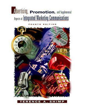 Cover of Advertising, Promotion, and Supplemental Aspects of Integrated Marketing Communications