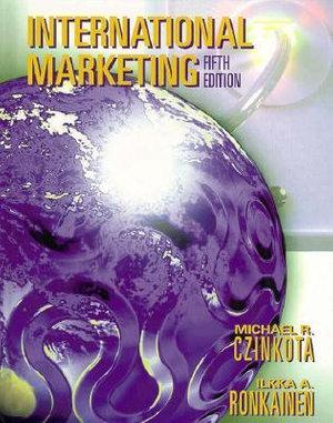Cover of International Marketing