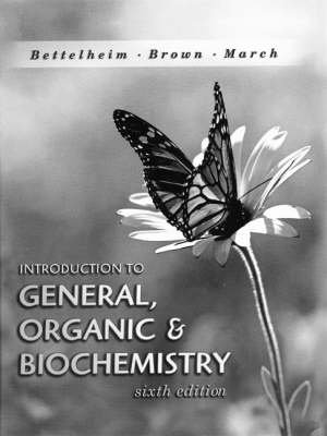 Cover of Introduction to General, Organic & Biochemistry