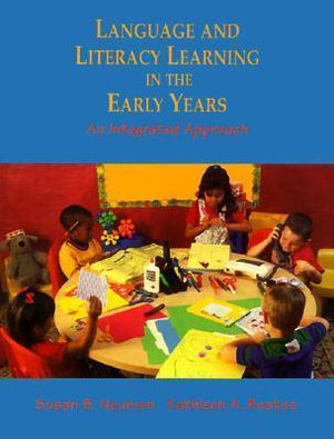 Cover of Language and Literacy Learning in the Early Years