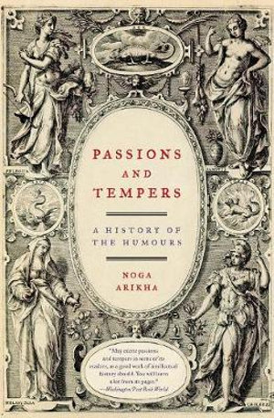 Cover of Passions and Tempers
