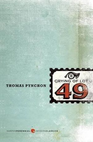 Cover of The Crying of Lot 49