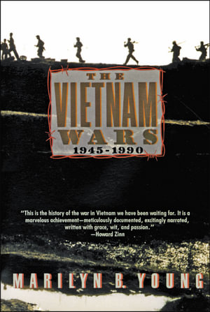Cover of Vietnam Wars 1945-19