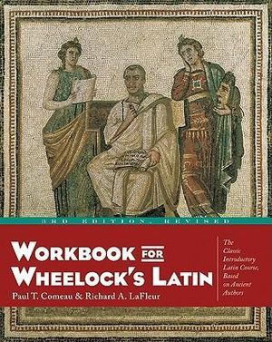 Cover of Workbook for Wheelock's Latin, 3rd Edition, Revised