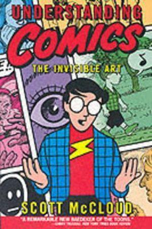 Cover of Understanding Comics