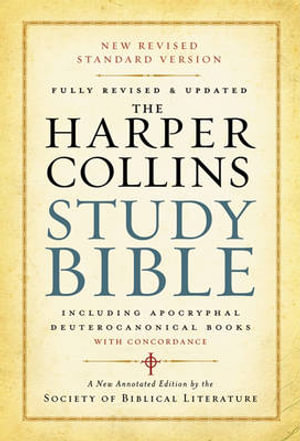 Cover of The HarperCollins Study Bible