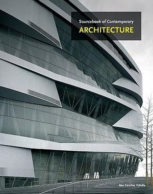 Cover of The Sourcebook of Contemporary Architecture